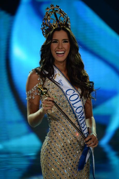 Paulina Vega Crowned Miss Universe 2014