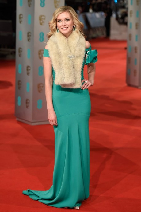 Rachel Riley Phoebe Fox Baftas Awards 2015 Red Carpet Pictures