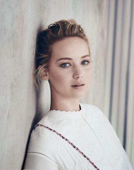 Jennifer Lawrence 2015 Makeup Look