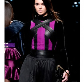 Kendall Jenner Hot Runway Pictures