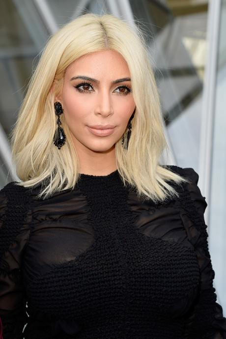 Kim Kardashian's Makeup Malfunction Pics