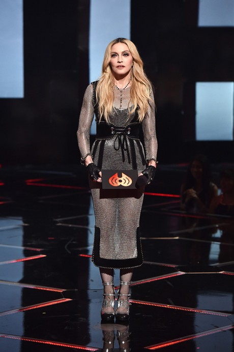 Madonna iHeartradio Music Awards 2015 02