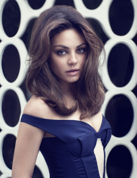 Mila Kunis Super hot pose