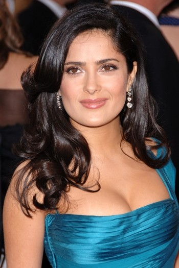 Salma Hayek hot look