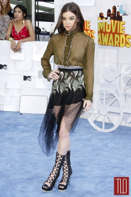 Hailee Steinfeld 2015 MTV Movie Awards Images
