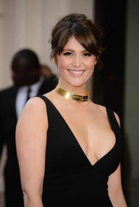 Gemma Arterton at The Olivier Awards - Arrivals