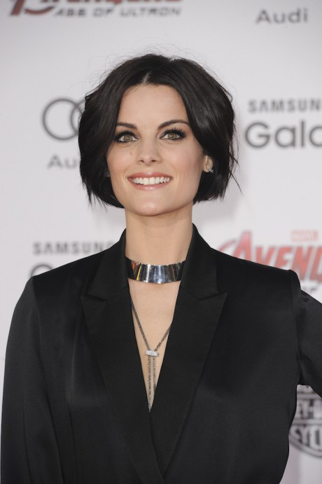 Jaimie Alexander at Film Premiere of Avengers Age of Ultron