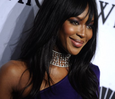 Naomi Campbell at 2015 amfAR New York Gala - Arrivals