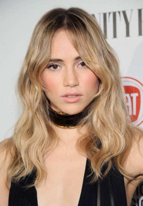 Suki Waterhouse at Vanity Fair Campaign Hollywood - FIAT Young Hollywood Celebration