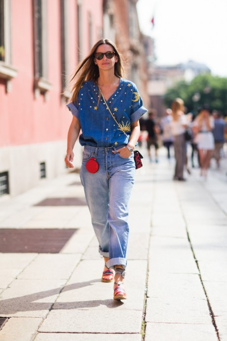 20 Inspiring New Ways to Wear Jeans-01