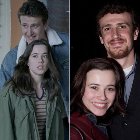 Jason Segel and Linda Cardellini