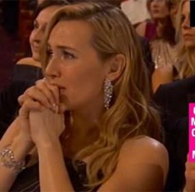 Kate Winslet Leonardo Dicaprio in Tears Lead