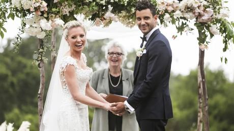 Kaitlin Doubleday Wedding Pics