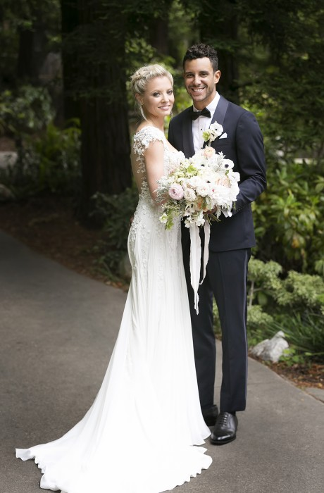 Kaitlin Doubleday Wedding Pics