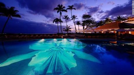 Halekulani, Honolulu, Hawaii –