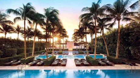 The Setai, Miami Beach, Miami
