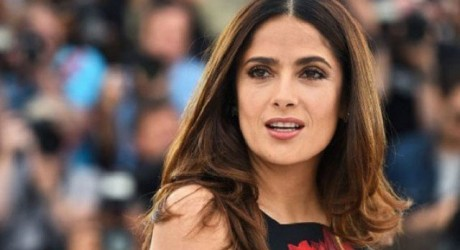 Salma Hayek Claims Trump Harassed Her