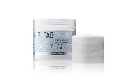 nip-fab-glycolic-fix-exfoliating-facial-pads