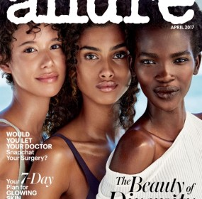 Allure Stunning April Cover