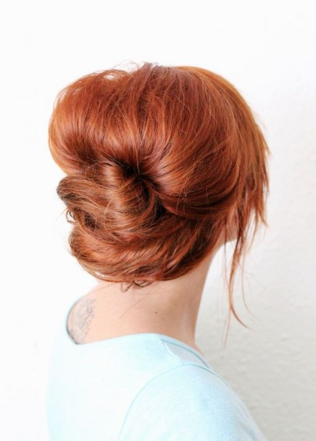 relaxed-french-twist