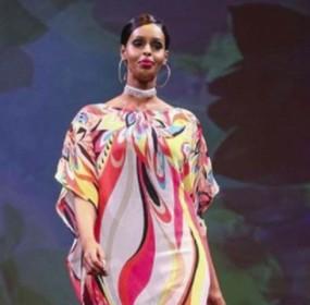 Muslim Woman Wearing Kaftan in Bikini Segment of Miss Universe