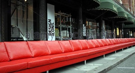 Longest Sofa of The World