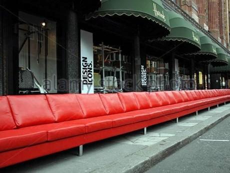 Longest Sofa of The World