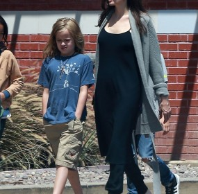 Angelina Jolie Style For Cool Moms