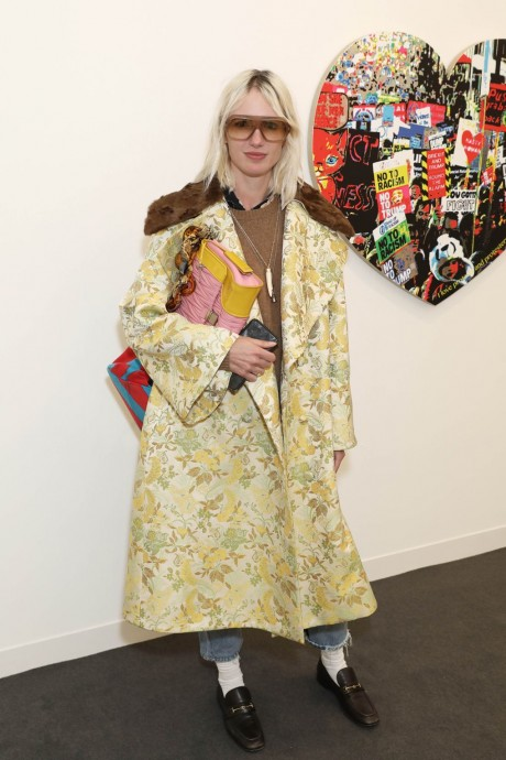 Fashion at Frieze