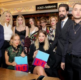 Dolce & Gabbana Harrod Food Halls