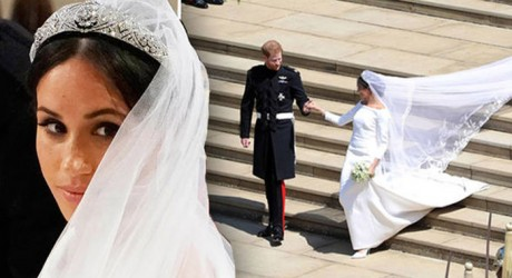 Meghan Bride Dress